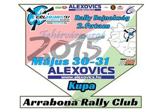 Alexovics Kupa 2015
