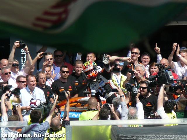 Michelisz Norbert WTCC Hungaroring 2013