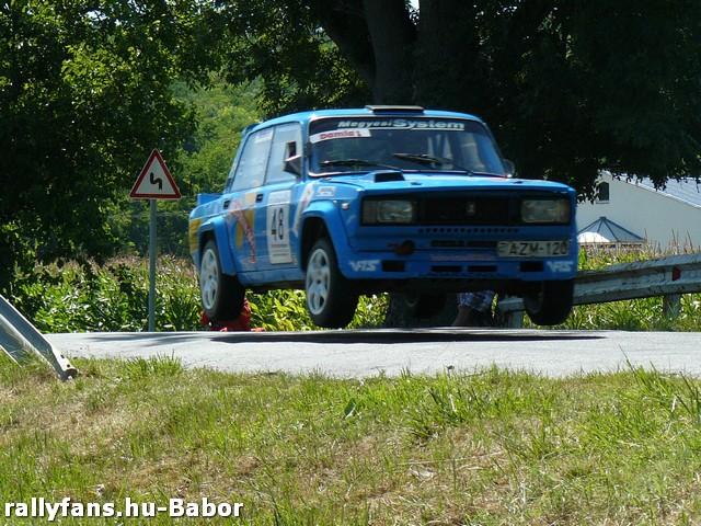 Lada VFTS Lábatlan Rally 2013