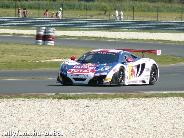 Sebastien Loeb Racing McLaren 2013