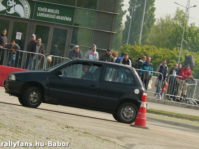 Alexovics Szlalom Kupa-1. futam 2014 Győr, ETO Park Tavali Dávid