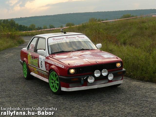 Ungvári Péter (BMW) XIII. Horváth Boci Emlékverseny 2014