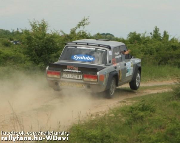"""Papp Arnold """"Arnie""""-Szegedi Máté (Lada VFTS) ISEUM Rallye 2015"""