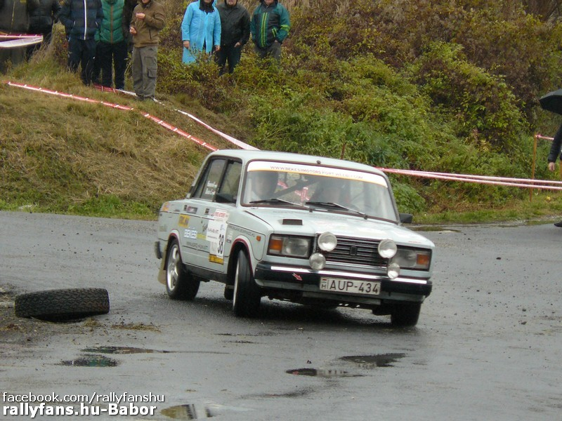 6. Auto-Szoft Rally 2015