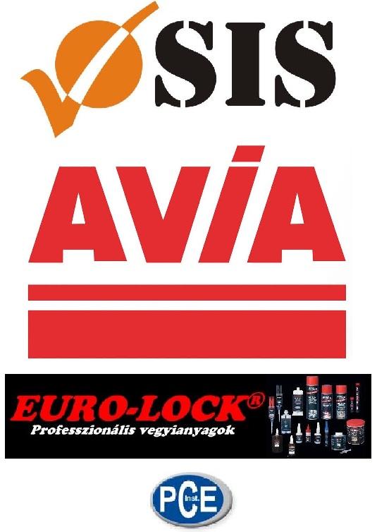 SIS, AVIA, Euro-lock, PCE