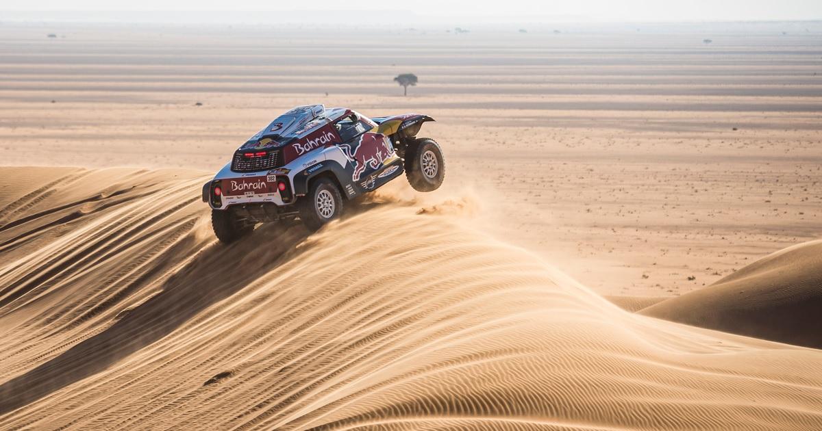 Stéphane Peterhansel Dakar Rally