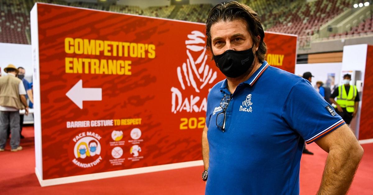 David Castera Dakar Rally 2021
