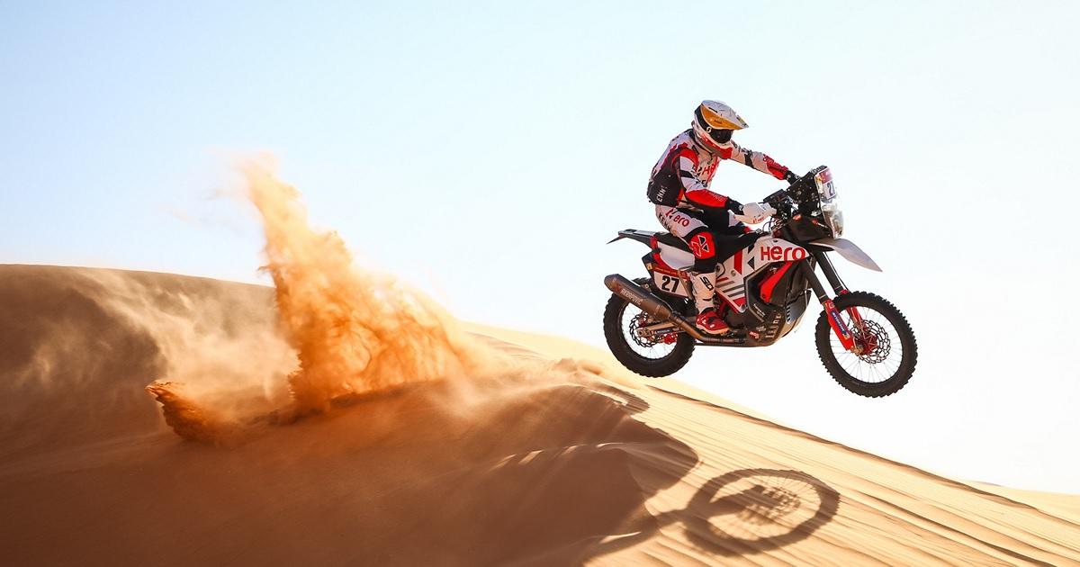 Joaquim Rodrigues (Hero) Dakar 2021