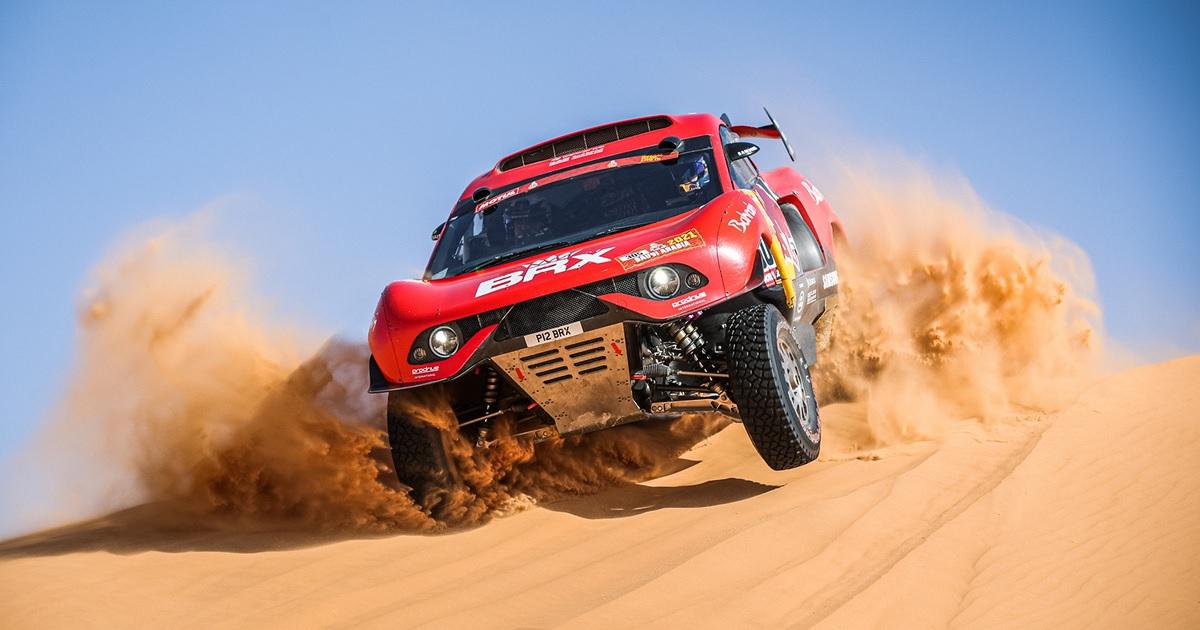 Sébastien Loeb Dakar Rally 2021