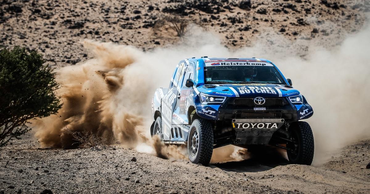 Erik van Loon Dakar Rally 2021