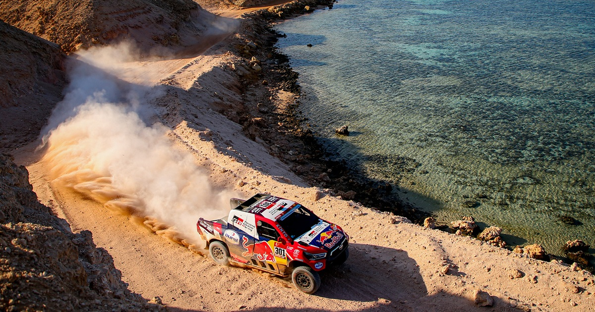 Al-Attiyah Dakar 2021