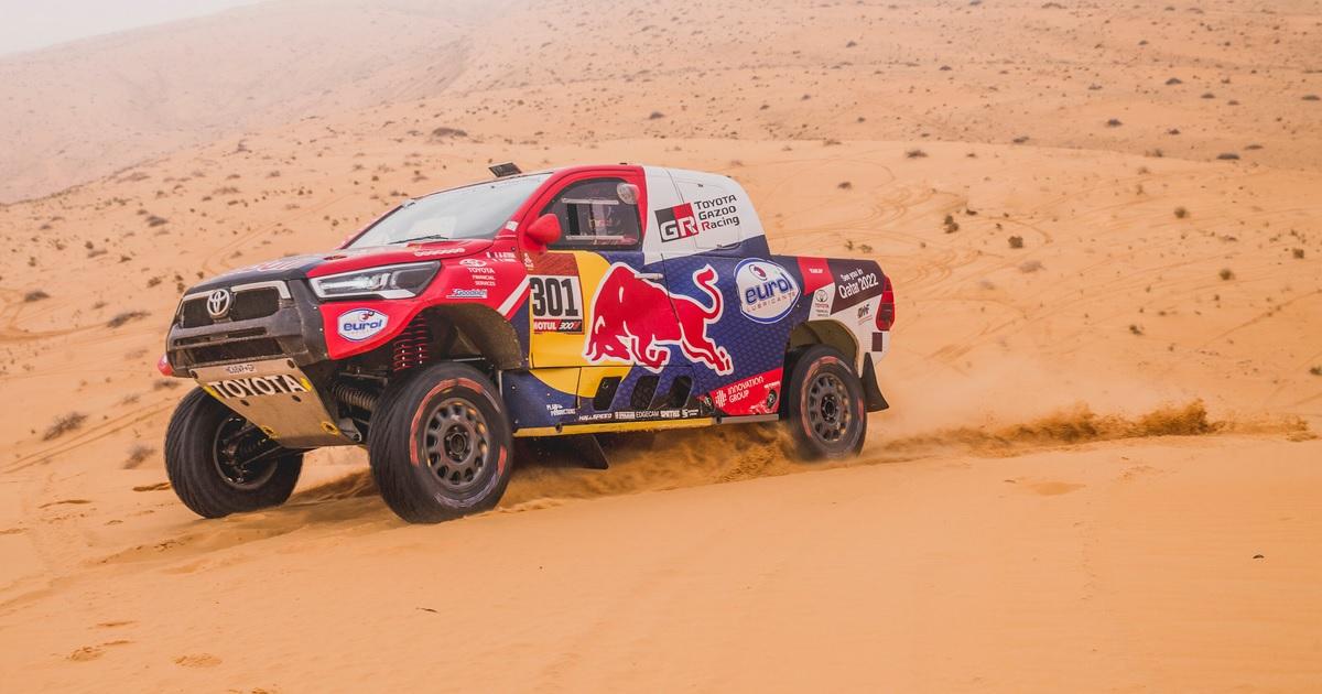 Dakar 2021 Nasser Al-Attiyah
