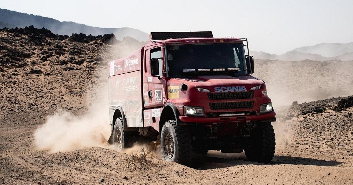 Fazekas Motorsport Dakar Rally 2021