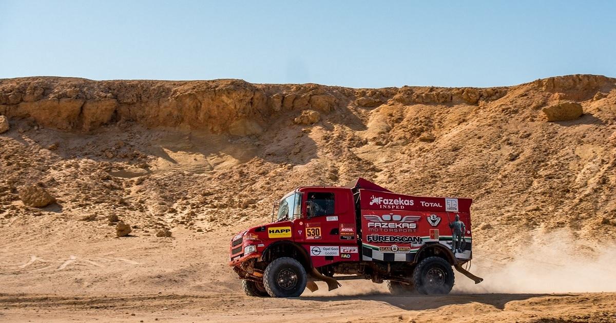 Scania Dakar Rally