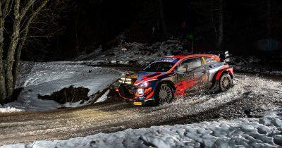 Tanak Rallye Monte-Carlo 2021