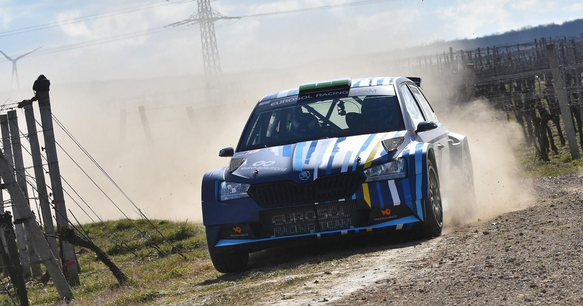 Puskádi János Blaufränkischland Rallye 2021