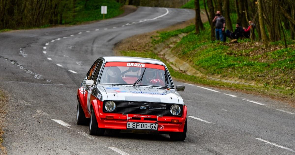 Wirtmann Ferenc Orfű Rally 2021