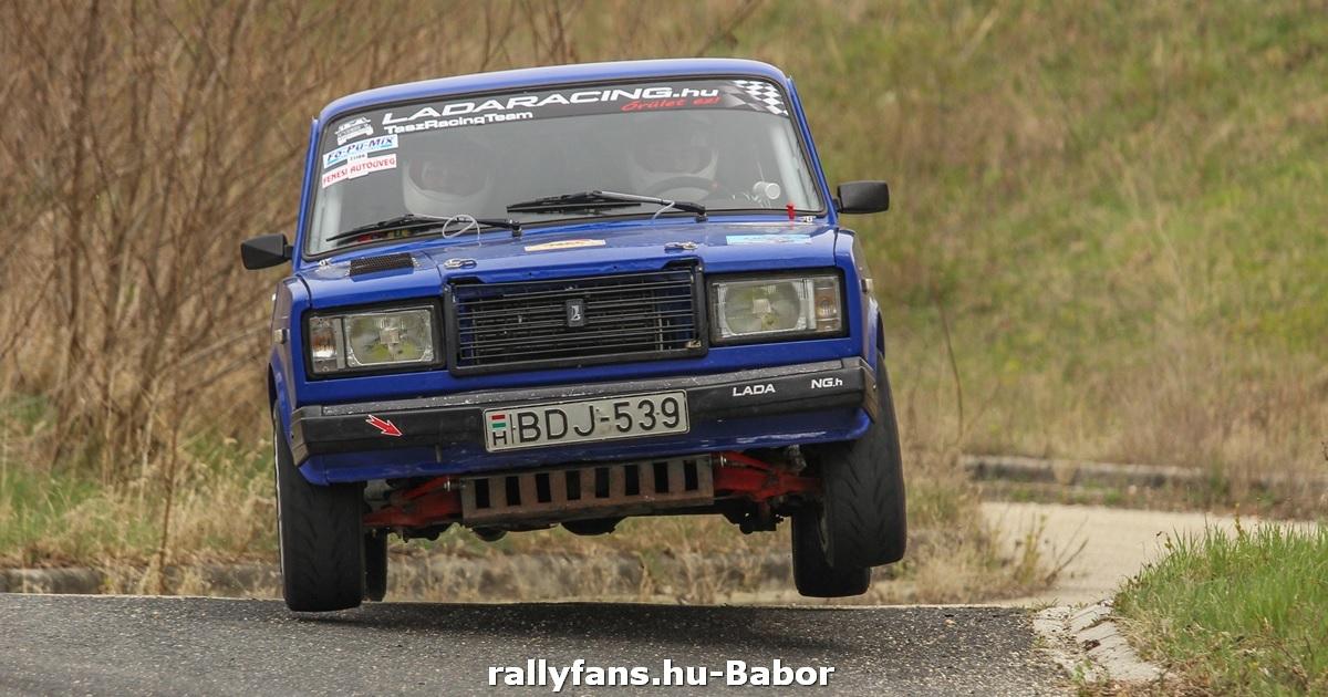 Metabond Rally Sprint Fenesi kupáért 2021