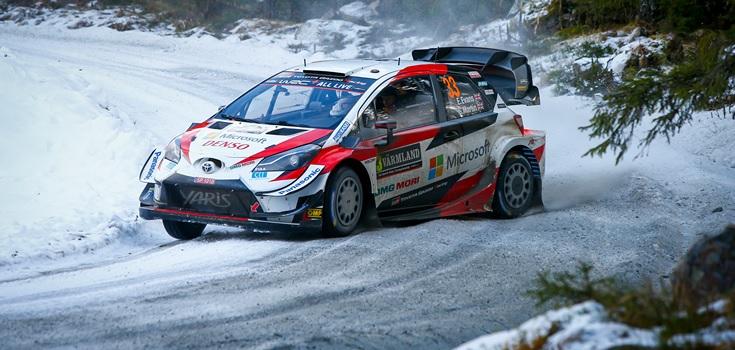 Svéd Rally
