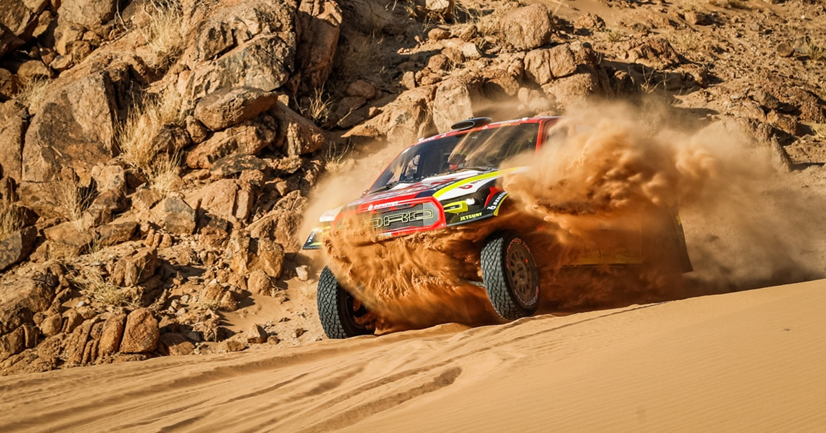 Prokop Dakar 2021