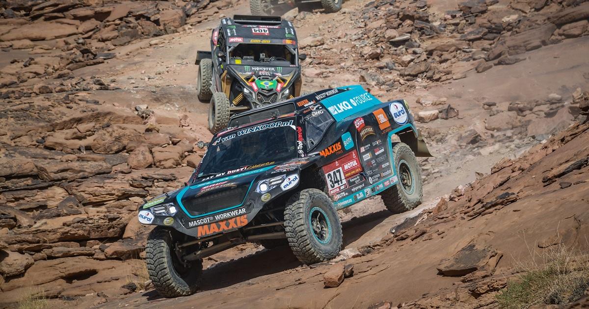 Coronel Dakar Rally 2021