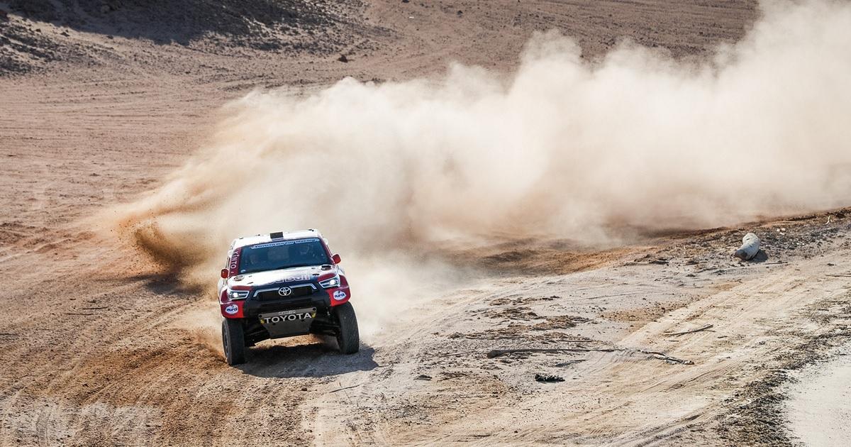 Dakar 2021 Al-Attiyah