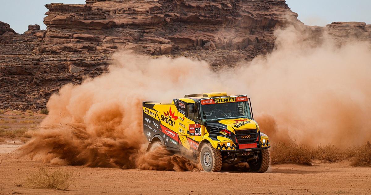 Martin Macik Dakar 2021