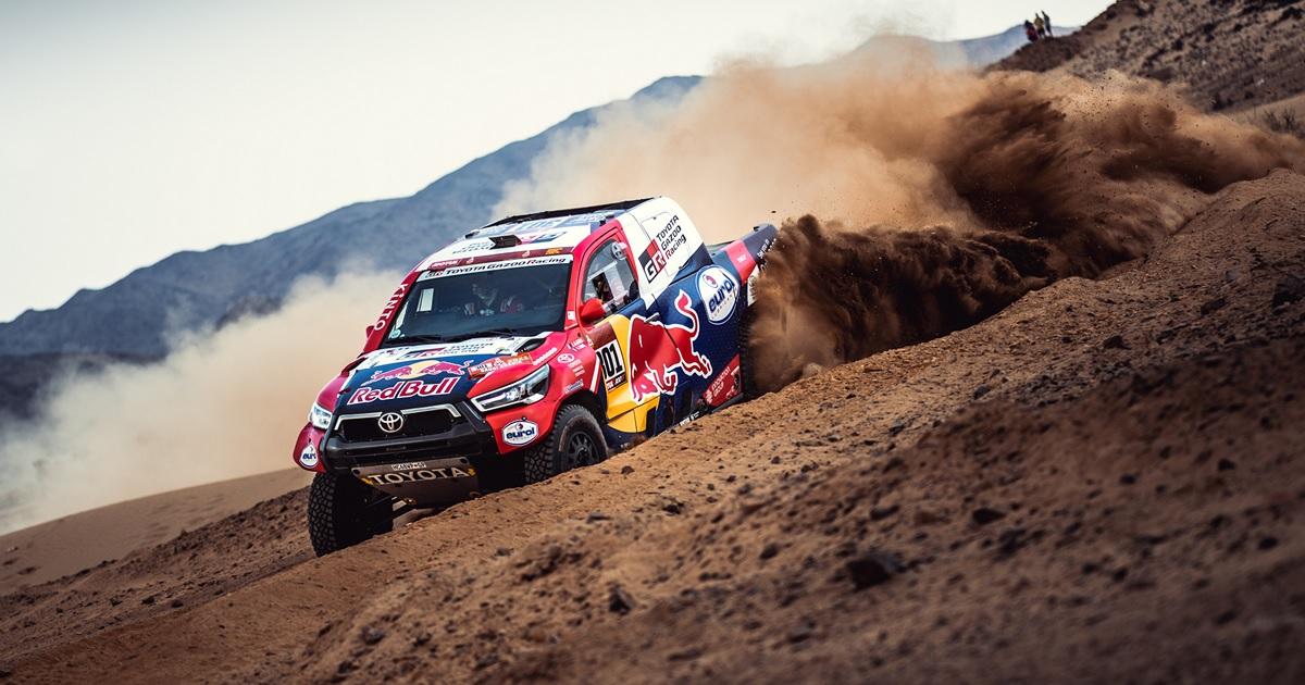 Dakar 2021: Holtverseny a prológon