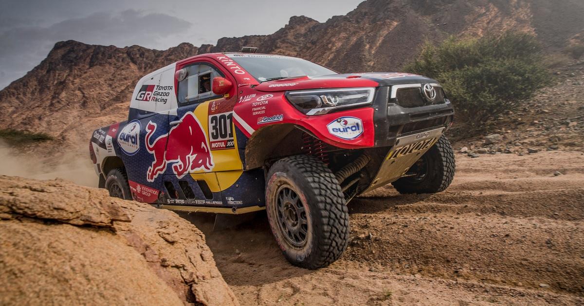 Dakar 2021 Toyota Gazoo Racing