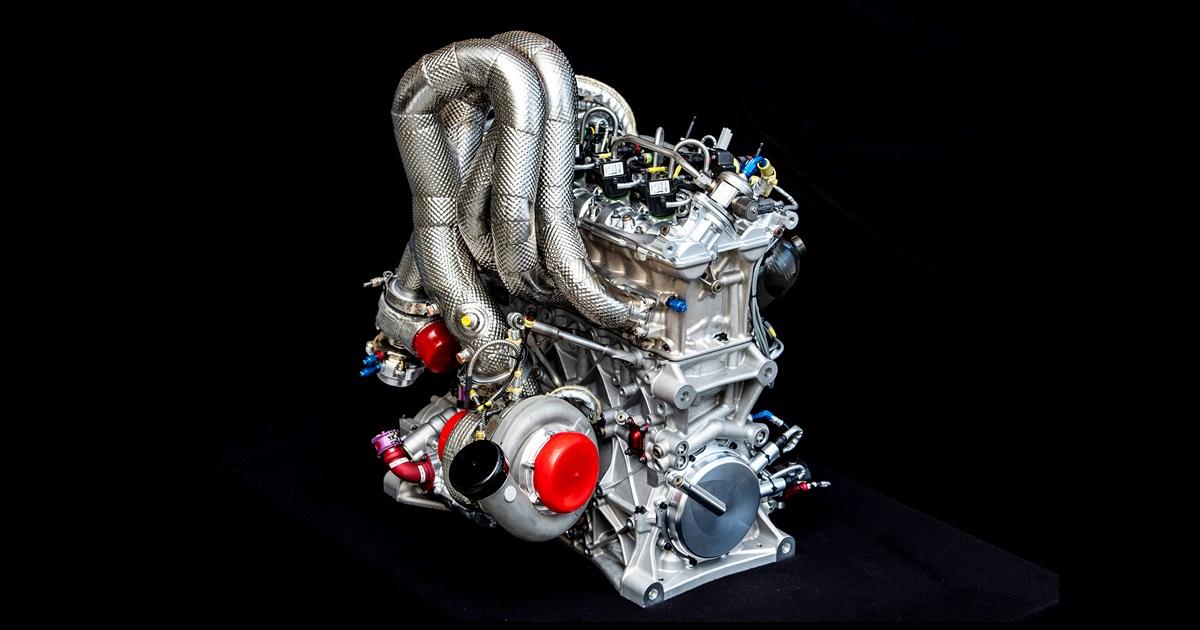 Audi DTM motor