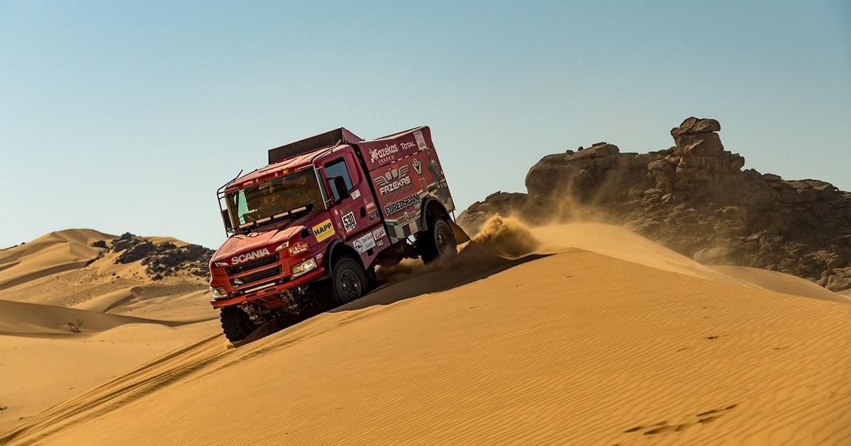 Fazekas Motorsport Dakar 2021