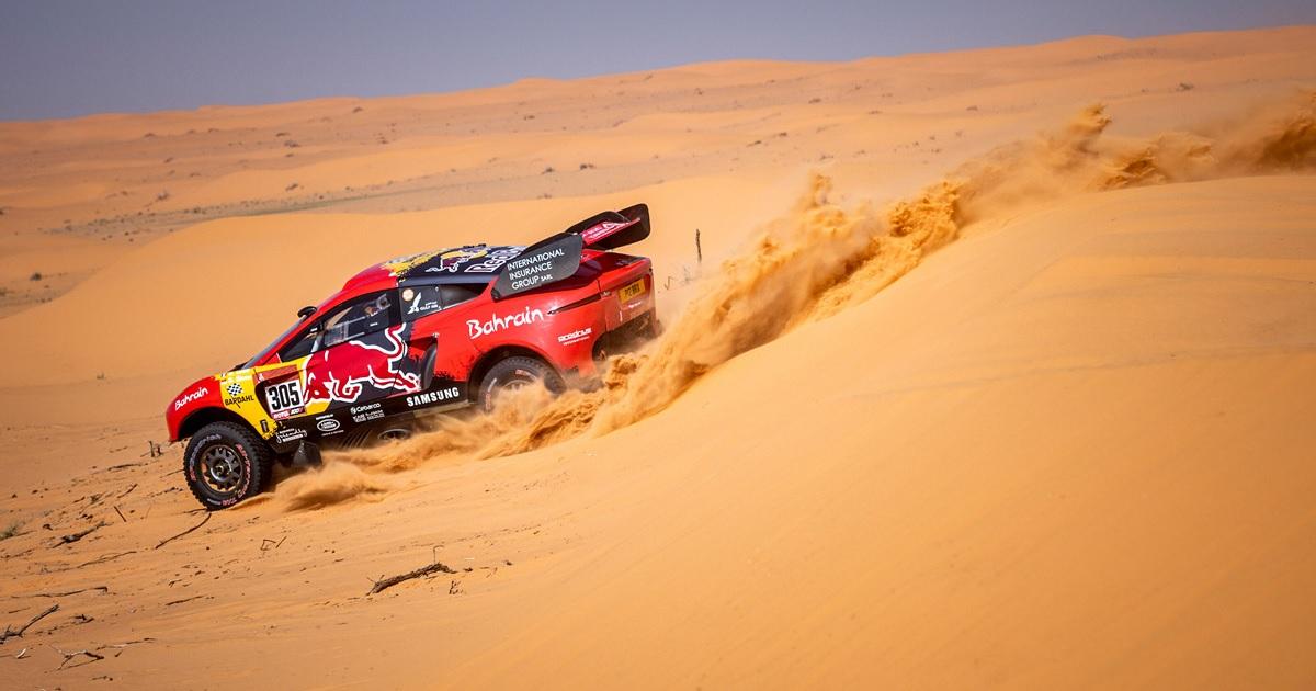 Loeb-Elena Dakar 2021