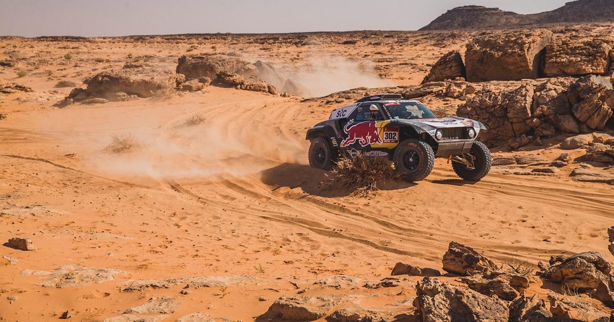 Stéphane Peterhansel Dakar 2021