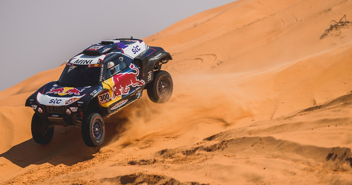 Dakar 2021 Carlos Sainz