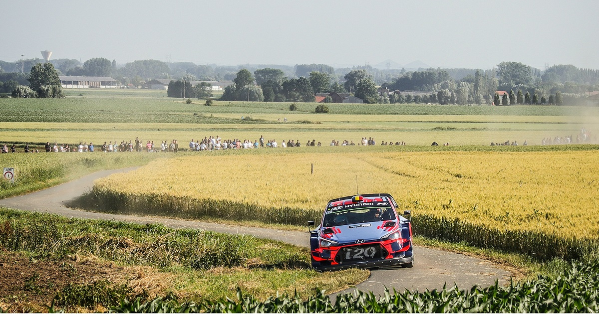 Ypres Rally