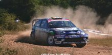 Benik Balázs Ford Focus WRC