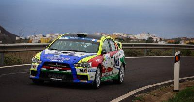 Ifj. Érdi-Csökő ERC Kanári-szigetek Rally