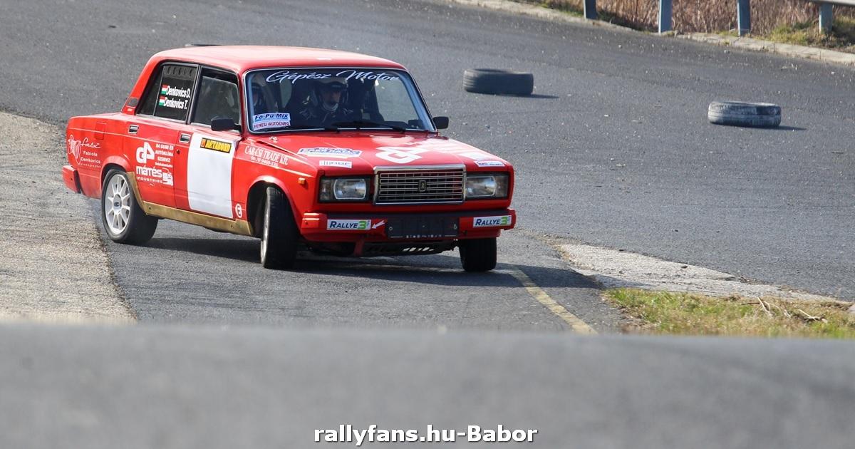 Metabond Szezon Kezdő Rally Tesztedzés 2021 Rábaring