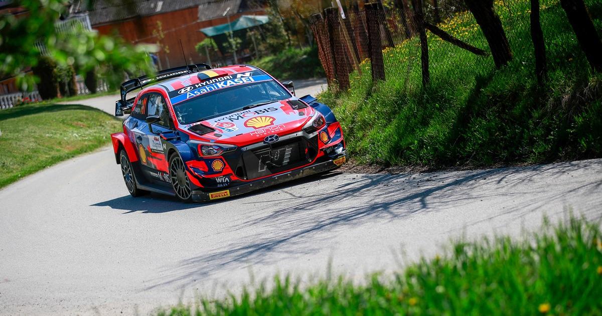 Horvát Rally 2021