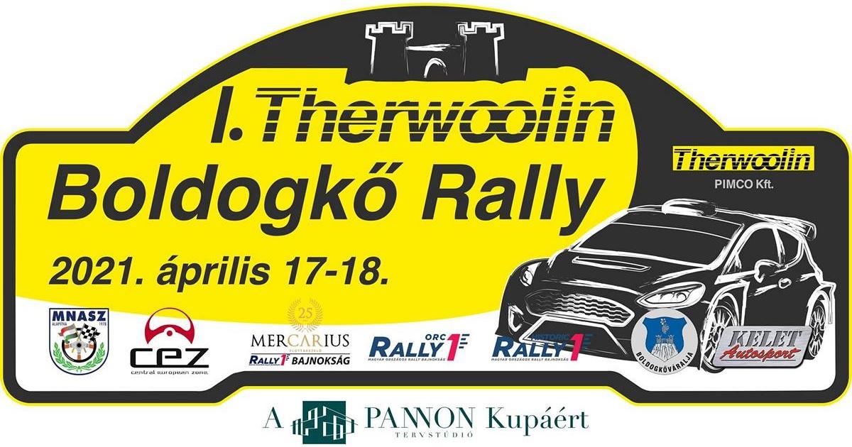 Boldogkő Rally 2021