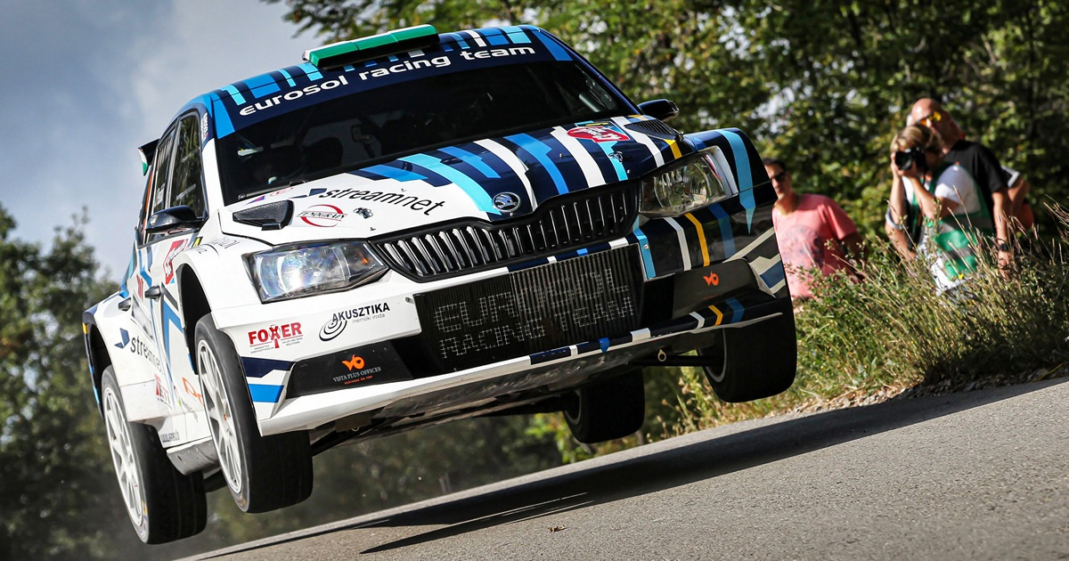 Croatia Rally