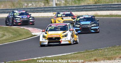 TCR Europe Slovakiaring 2021