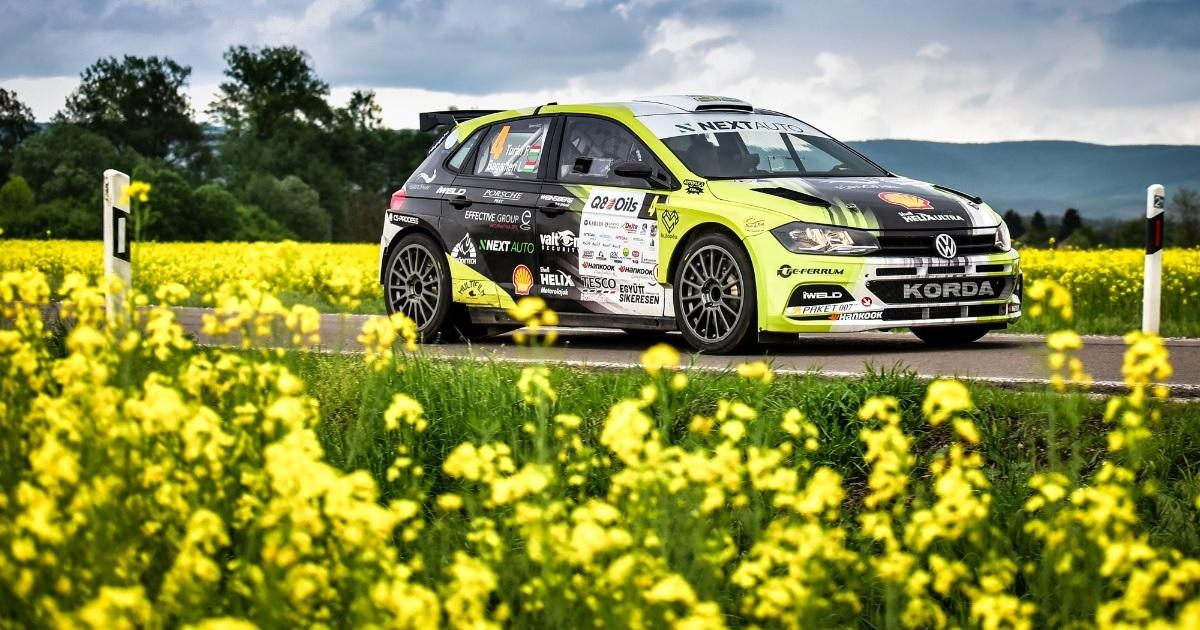Turán Motorsport Ózd-Eger Rally 2021