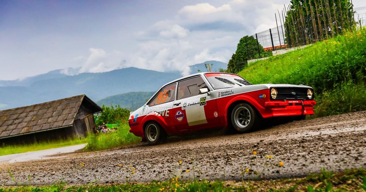 Wirtmann Ferenc Rally Velenje 2021
