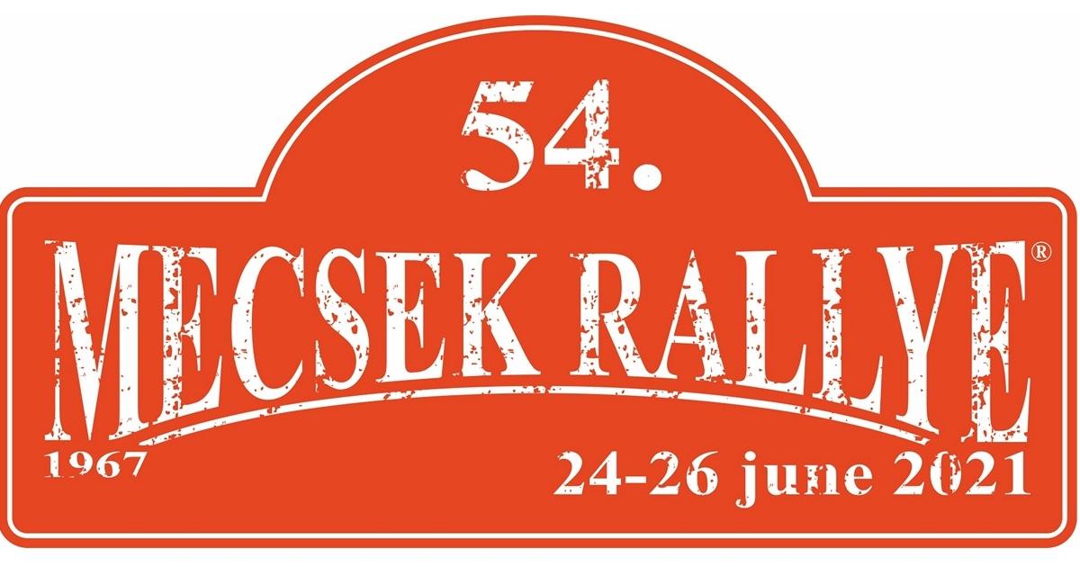 54. Mecsek Rallye 2021