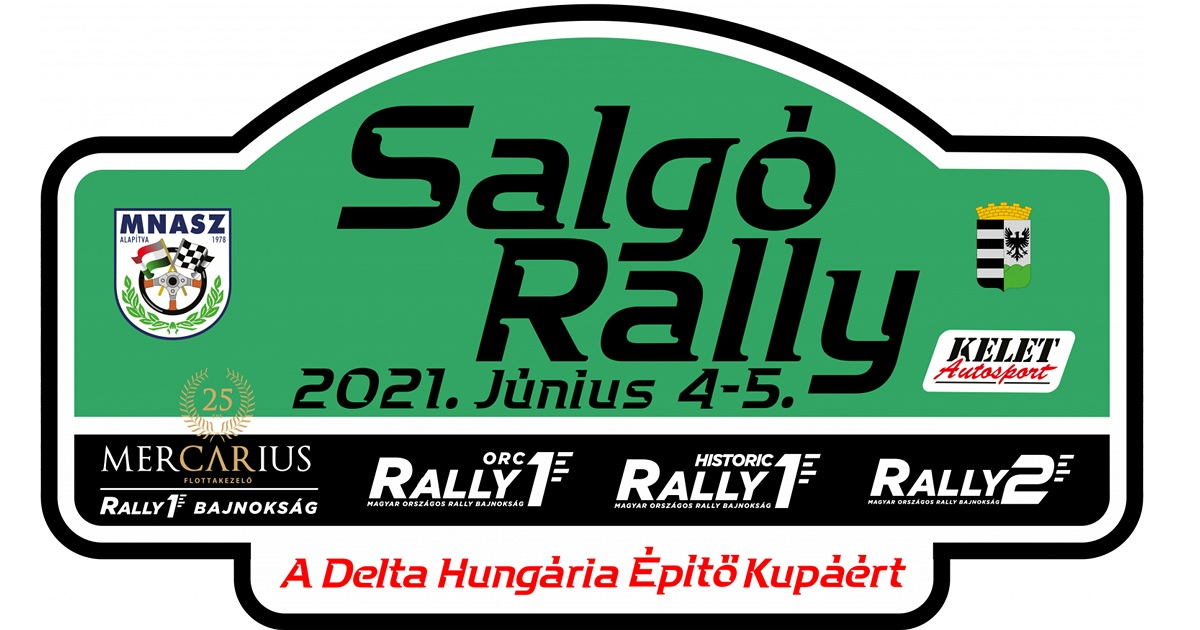 Salgó Rally 2021