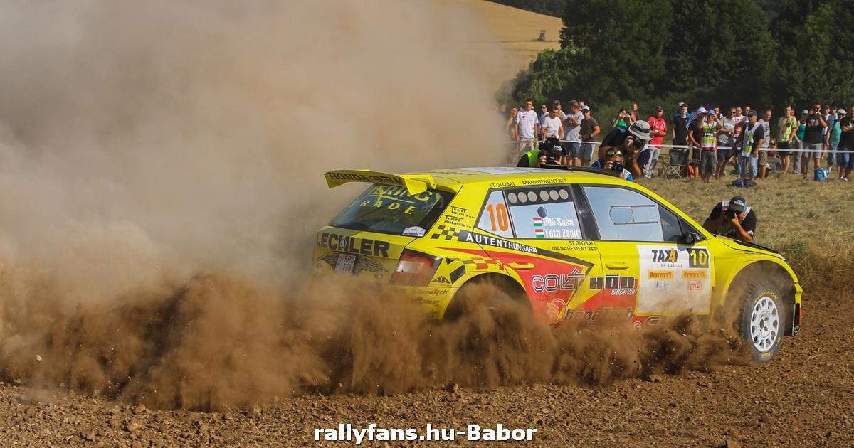Veszprém Rally