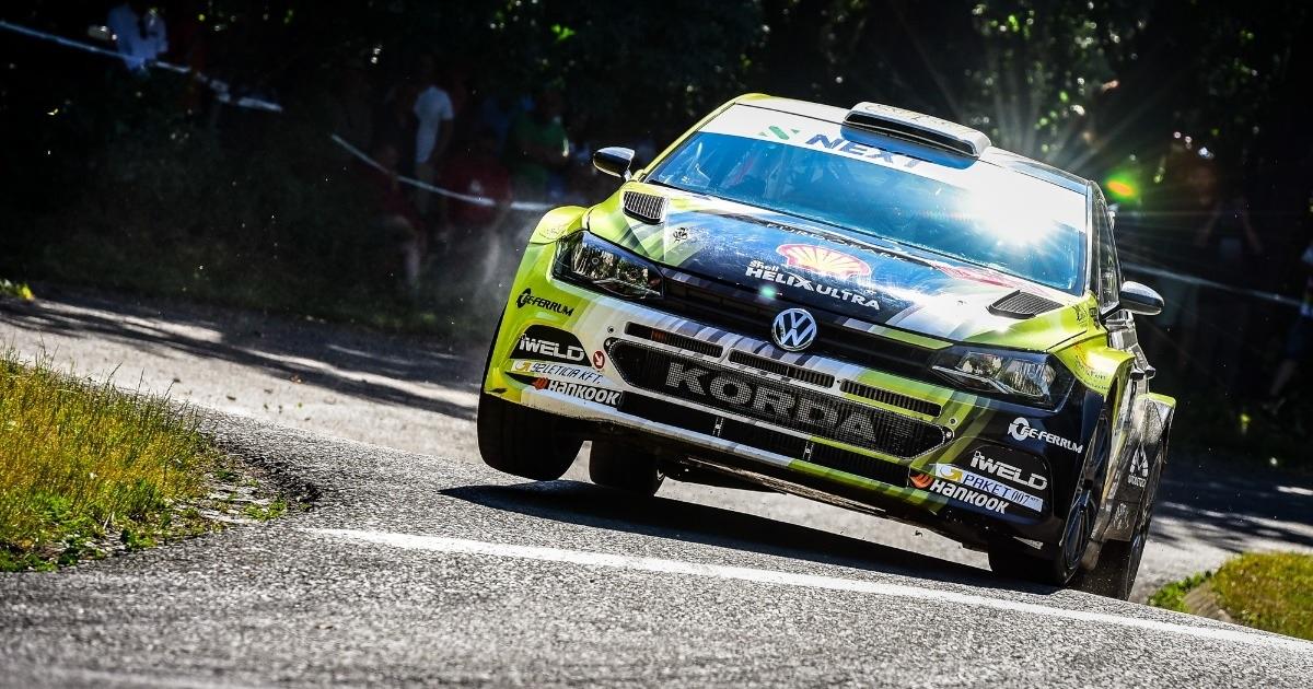 Turán Frigyes Mecsek Rallye 2021