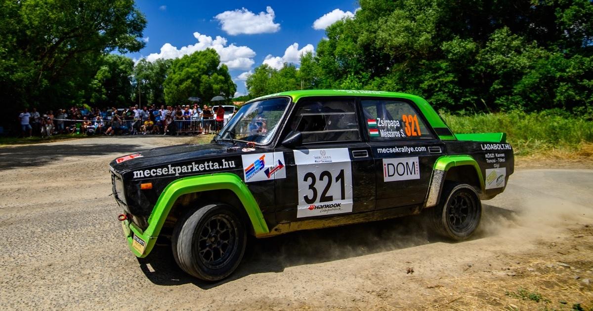 Zsírpapa Mecsek Rally 2021