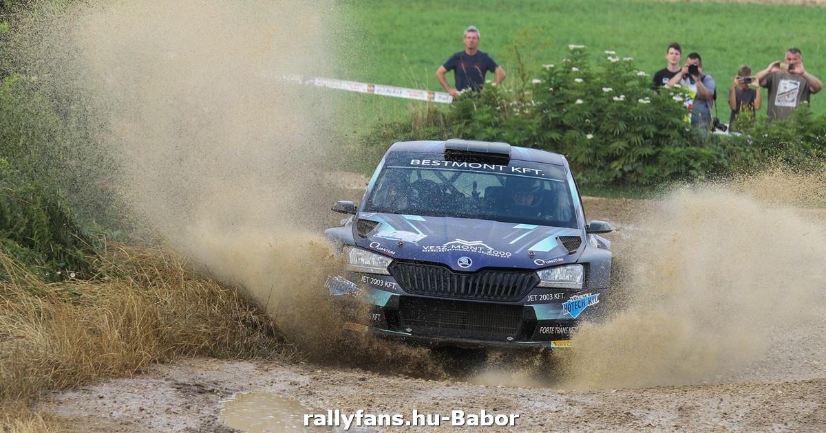 Székesfehérvár-Vezprém Rally 2021 képek